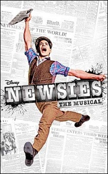 Newsies - The Musical Tickets
